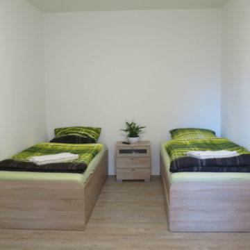 Zimmer 2 unserer Ferienwohnung in Ruhlsdorf/Marienwerder